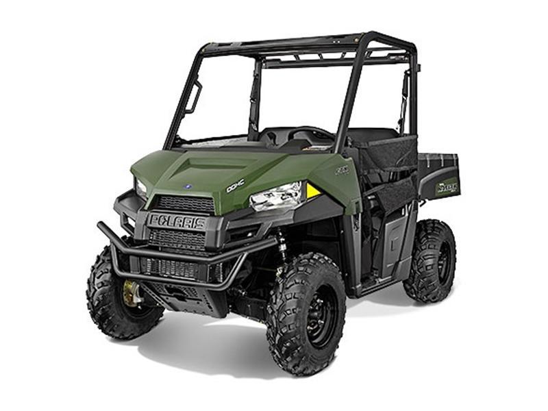 2015 Polaris Ranger ETX Sage Green