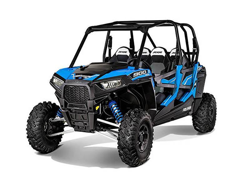 2015 Polaris RZR 4 900 EPS Voodoo Blue